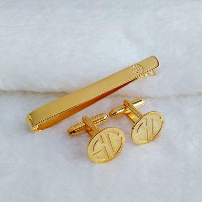 Mix and Match Tie Clip and Cufflinks,Monogram Cufflinks and Tie Clip,Wedding Cufflinks and Tie Clip,Groom Wedding Gift,Gift for Fathers Day