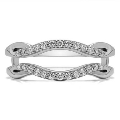 TwoBirch Personalized Contour Ring Jacket