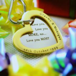 Bespoke Heart Necklace