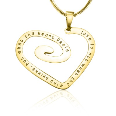 Heart Necklace - Love *Limited Edition
