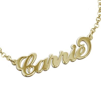 Carrie Name Personalised Bracelet